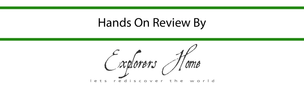 GO! Hammock review by The Explorers Home